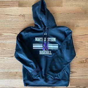 EUC Under Armour Northwestern Baseball hoodie